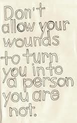 Jesus came to heal the brokenhearted. (Luke 4:18 - 19)