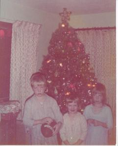 Christmas Eve 75 or 76